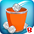 Game Paper Toss apk for kindle fire