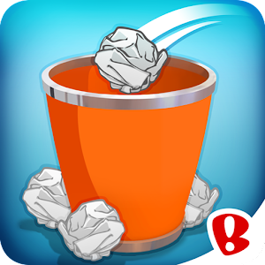 Paper Toss For PC (Windows & MAC)