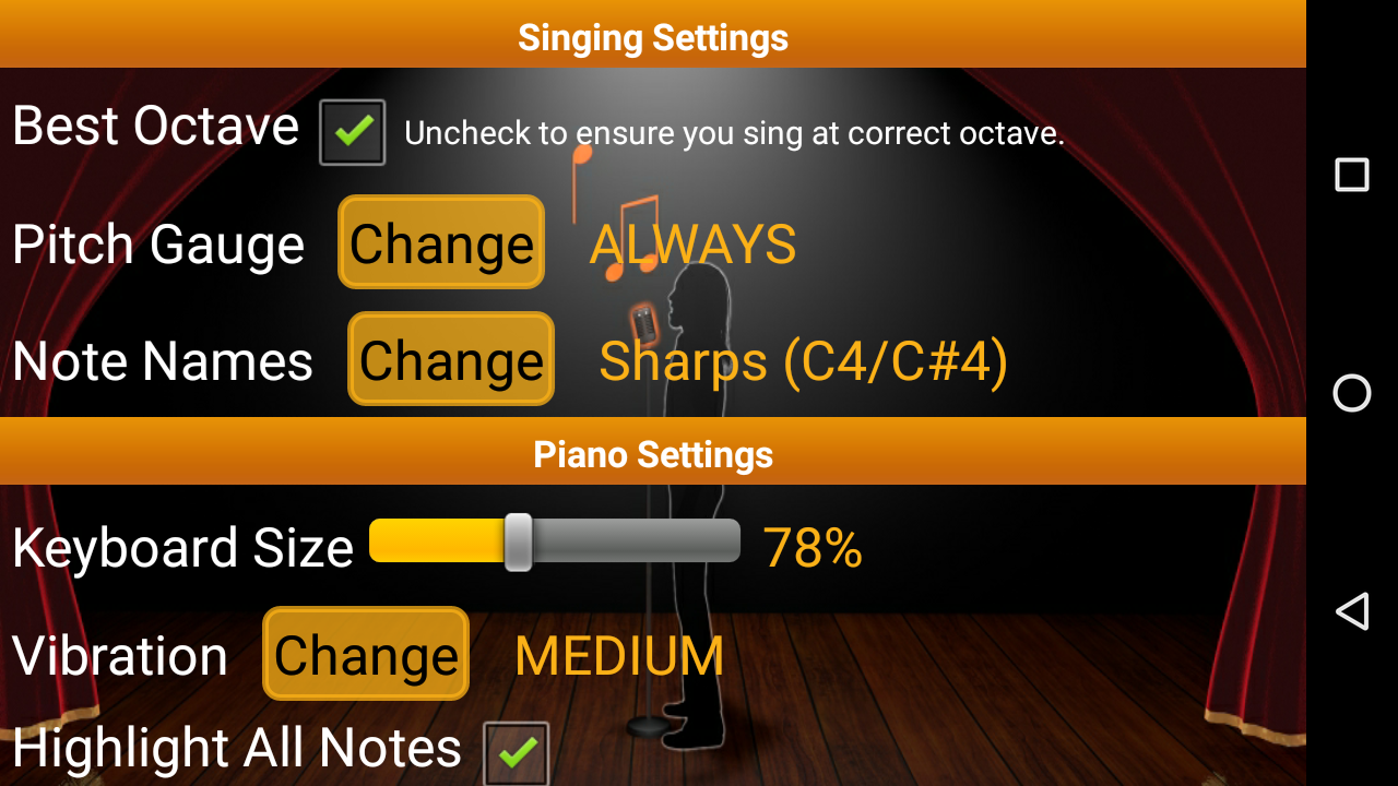 Voice Training Pro Screenshot 6