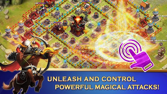 APK Game Clash of Lords for iOS