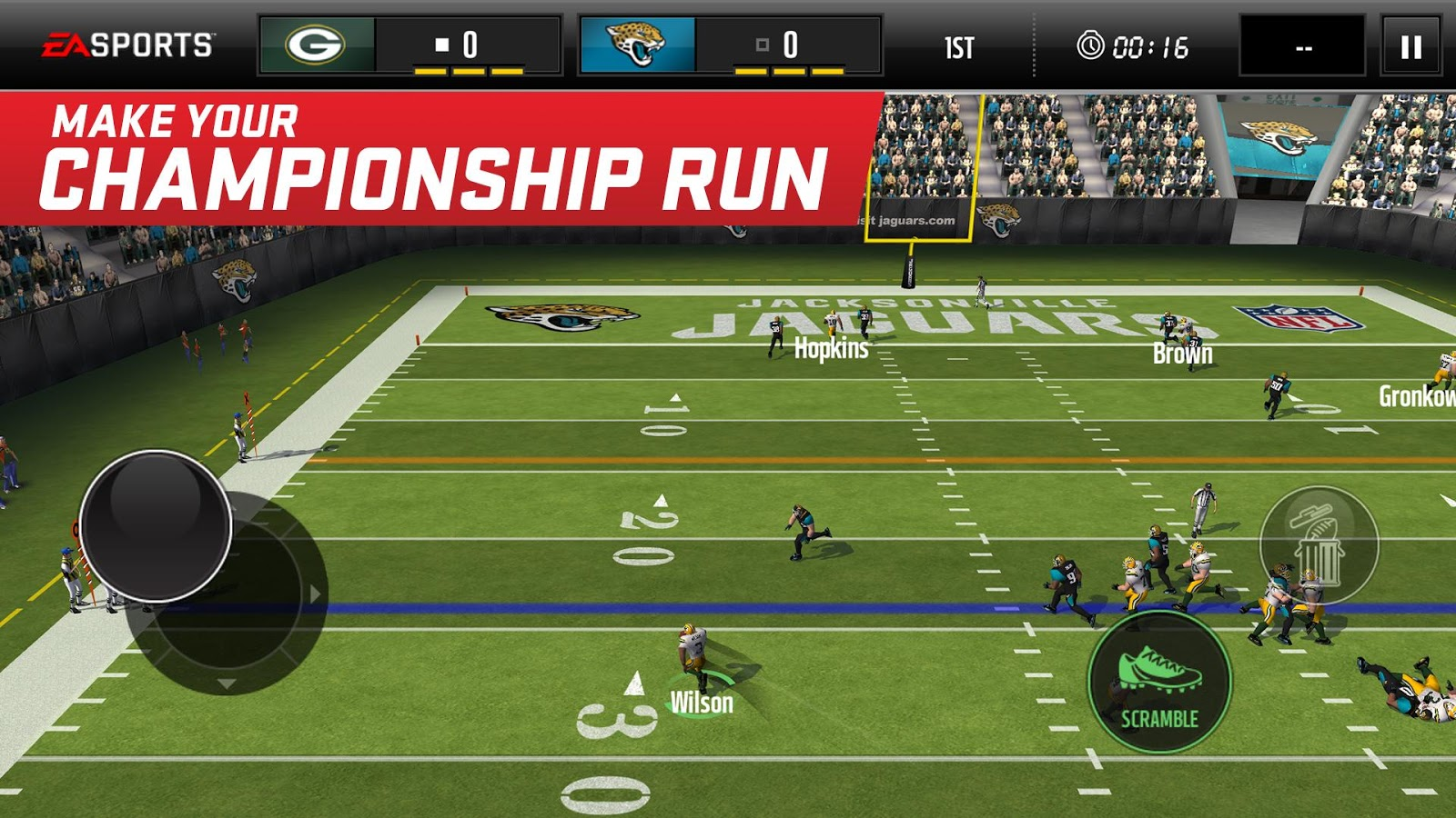 Madden NFL Mobile Screenshot 1