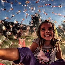 Hamster Ball by Adam Snyder - Babies & Children Children Candids