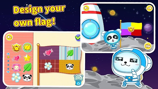 Free Download Moon Explorer: Panda Astronaut APK for Samsung