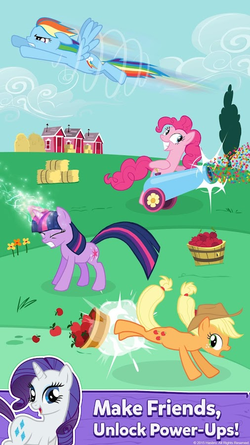 My Little Pony: Puzzle Party Screenshot 1