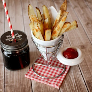 Baked Homemade Fries