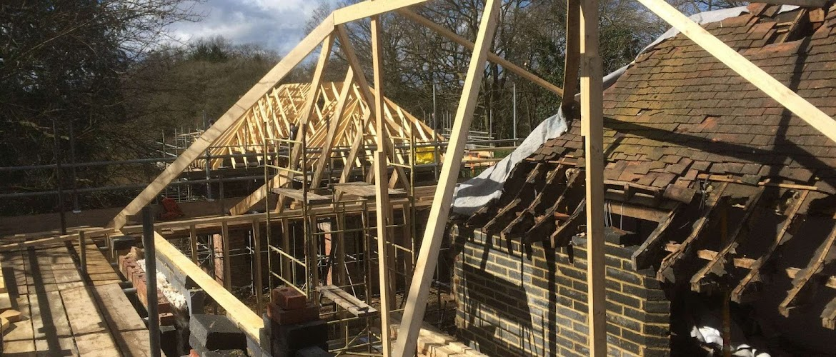 Loft Conversion Roof Structure