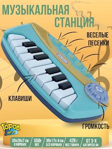 Музыкальные инструменты серии Город Игр, GN-12600