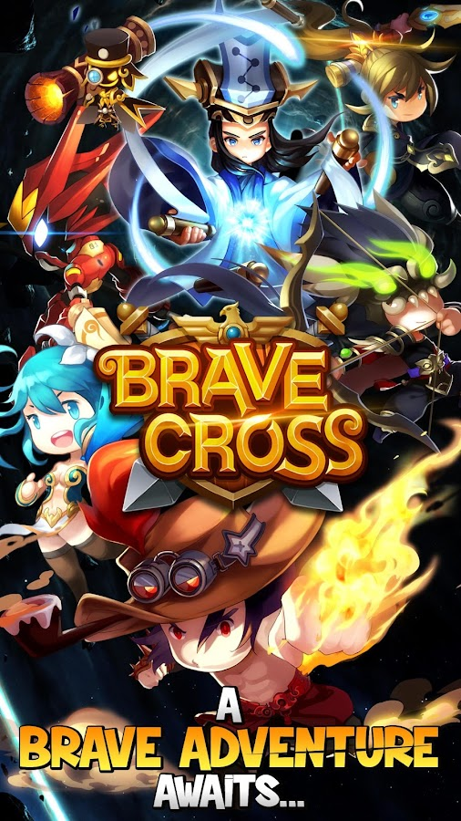 Brave Cross Screenshot