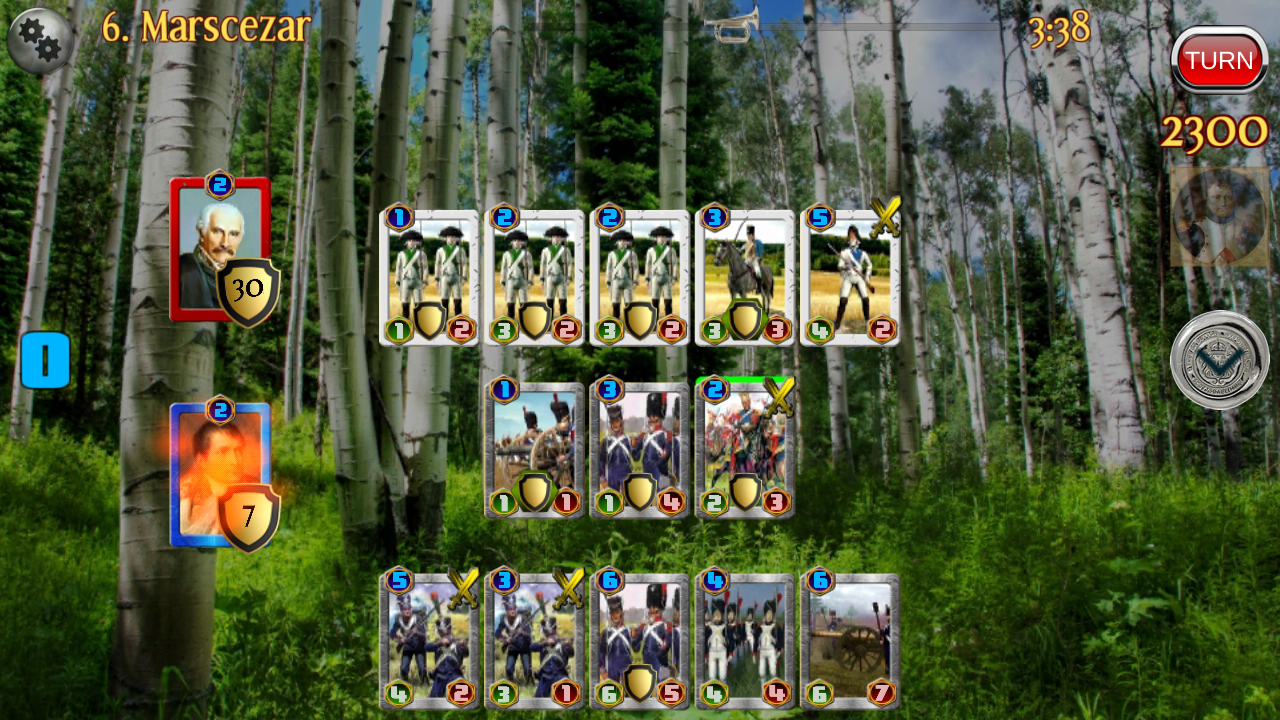 Napoleon War Cards Screenshot 17