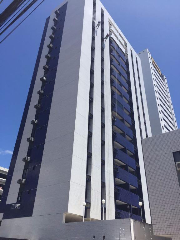 Apartamento com 3 dormitórios à venda, 149 m² por R$ 620.000 - Bessa - João Pessoa/PB