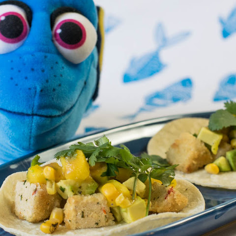 Fish Are Friends Not Food Tacos- A Finding Dory Inspired
