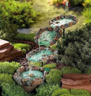 DIY Water Fountain Ideas - screenshot