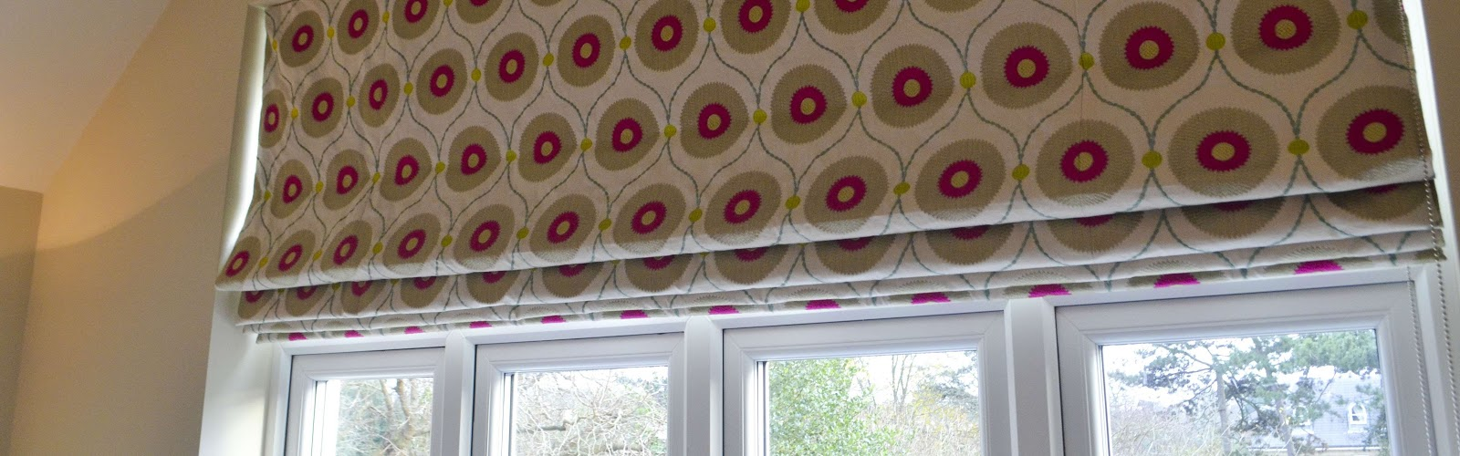 Hand Made Fitted Blinds