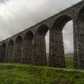 Ribblehead Viaduct by Stephen Hall - Buildings & Architecture Bridges & Suspended Structures
