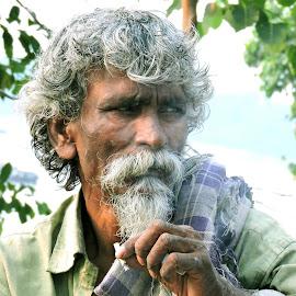RATAN by SANGEETA MENA  - People Portraits of Men