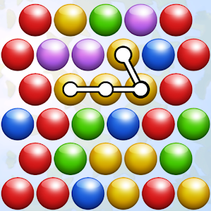 Connect Bubbles Icon