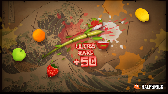 Game Fruit Ninja Free APK for Windows Phone