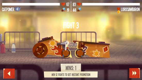 CATS: Crash Arena Turbo Stars apk screenshot