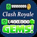 Gems for clash royal pro prank