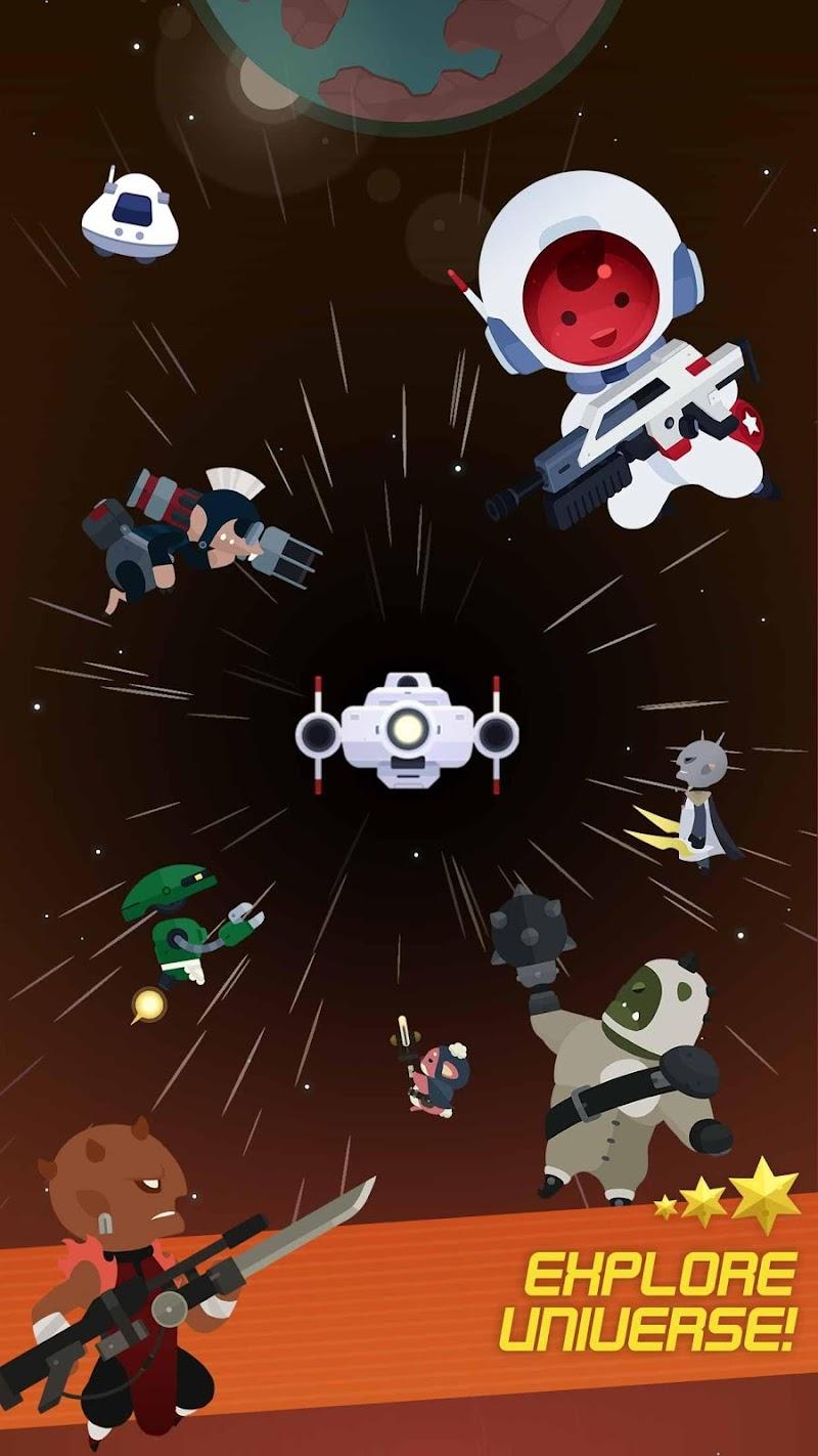 Tap! Captain Star Screenshot 4
