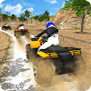 Quad ATV Rider Off-Road Racing: Hill Drive Game