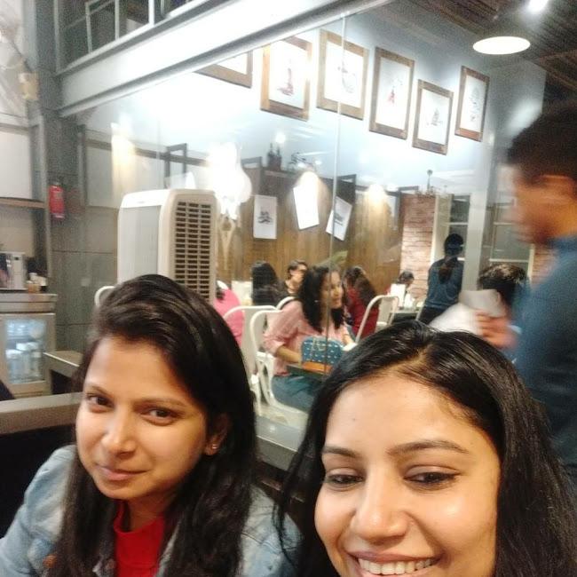 Dollie at Truffles, Koramangala, Bangalore photos