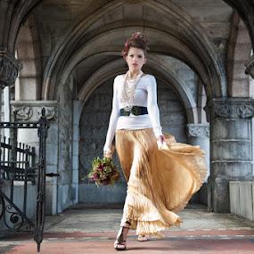 High Fashion Bride by Elizabeth Craig - People Fashion ( bridal inspiration session, bridal fashion, fashion photography )