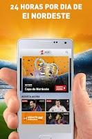 Screenshot of Esporte Interativo Plus