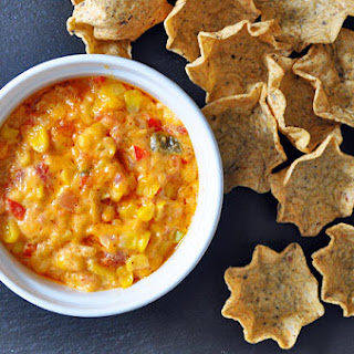 NANA'S SPICY CHEESE DIP