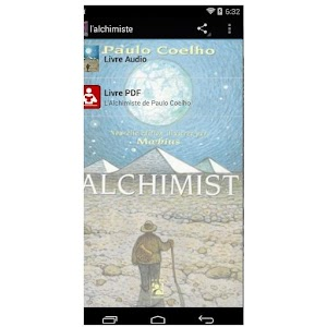 Download L'Alchimiste Livre Audio&PDF For PC Windows and Mac