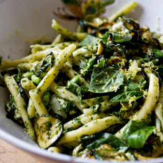 Yotam Ottolenghi's Pasta and Zucchini Salad