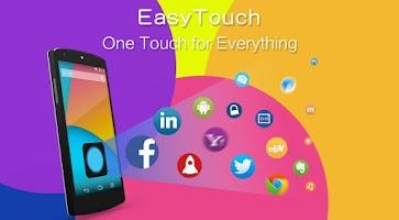 Screenshot of EasyTouch(Holo style)