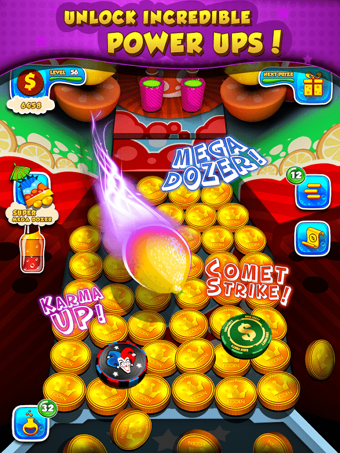 Soda Dozer: Coin Pusher Screenshot 13