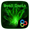 Free Weed Rasta GO Launcher Theme APK for Windows 8