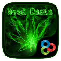 Weed Rasta GO Launcher Theme For PC (Windows And Mac)