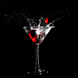 Splash  by Andrew Holland - Food & Drink Alcohol & Drinks