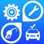 Fuelonomy: Gas Log, Auto Expense & Maintenance App Icon