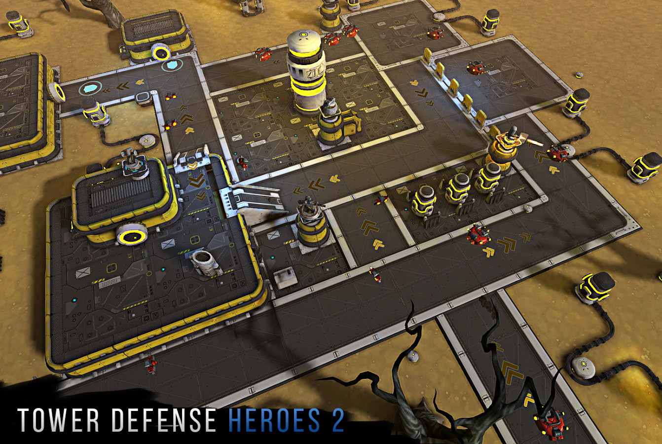 Tower Defense Heroes 2 Screenshot 2