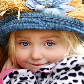 The Devil Made Her Do It by Cheryl Korotky - Babies & Children Child Portraits (  )