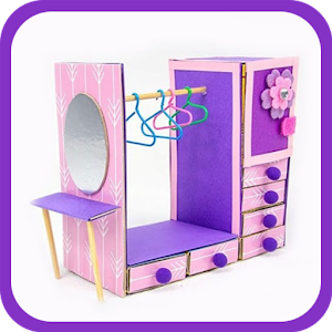 How to make doll furniture For PC / Windows 7/8/10 / Mac – Free Download