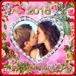Valentine's Day Photo Frame 2018 Icon