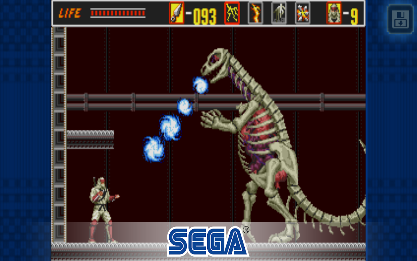 The Revenge of Shinobi Classic Screenshot 6