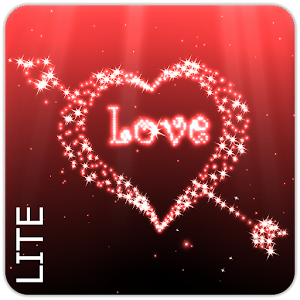 Heart Live Wallpaper lite