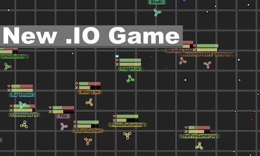 Fidget.io - Spinz.io Edition For PC