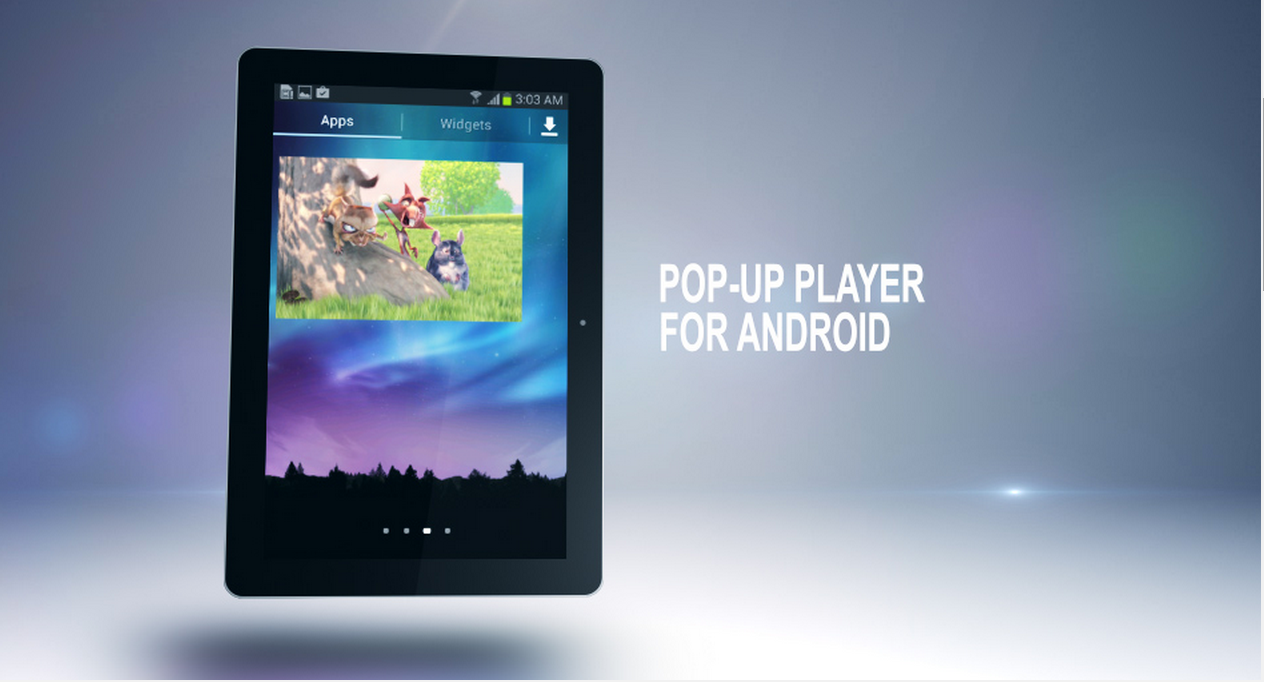 Lua Player Pro (HD POP-UP) Screenshot 7