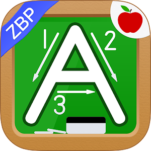 123s ABC Kids Handwriting Game