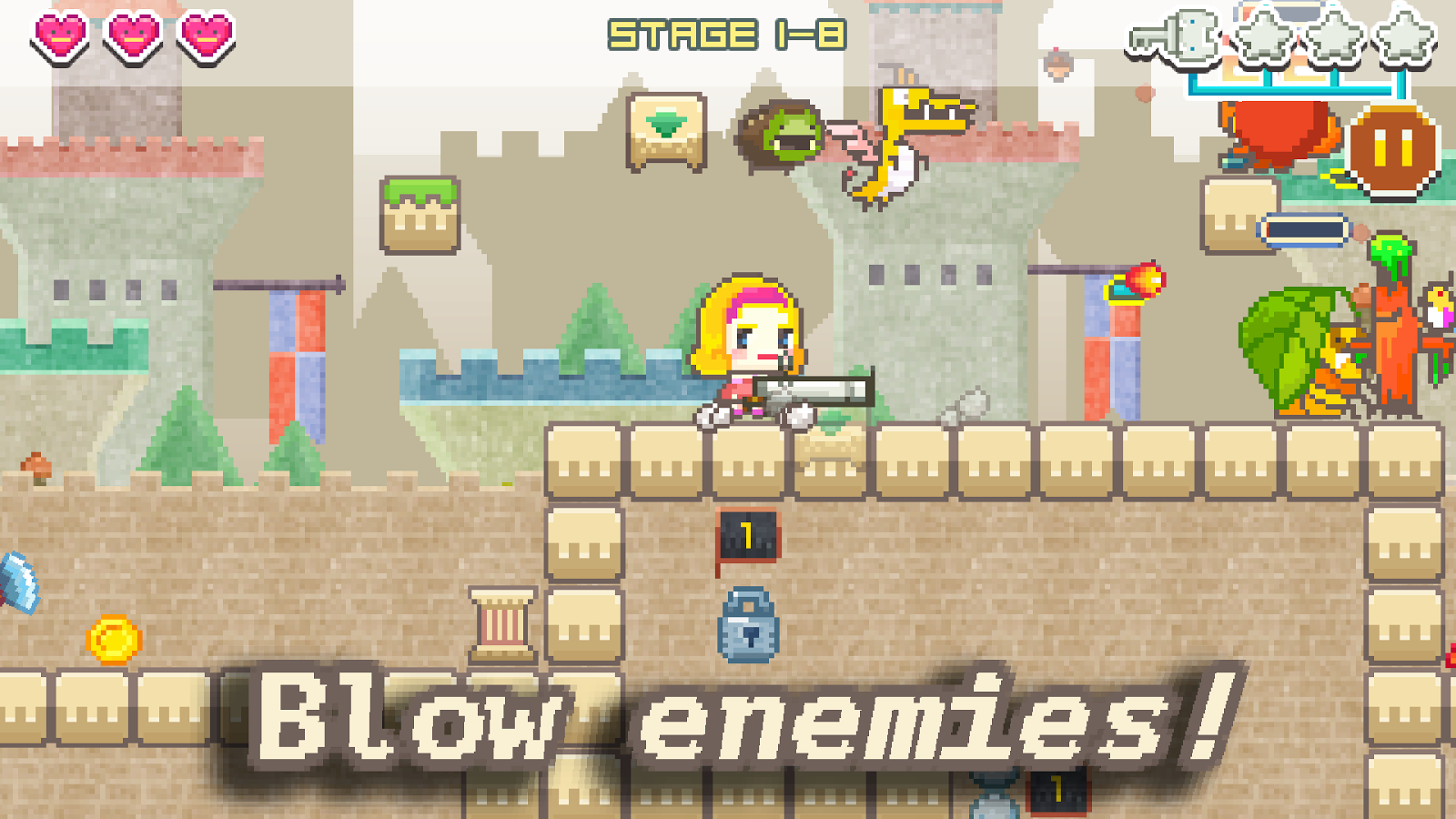 Brave Rascals Screenshot 11
