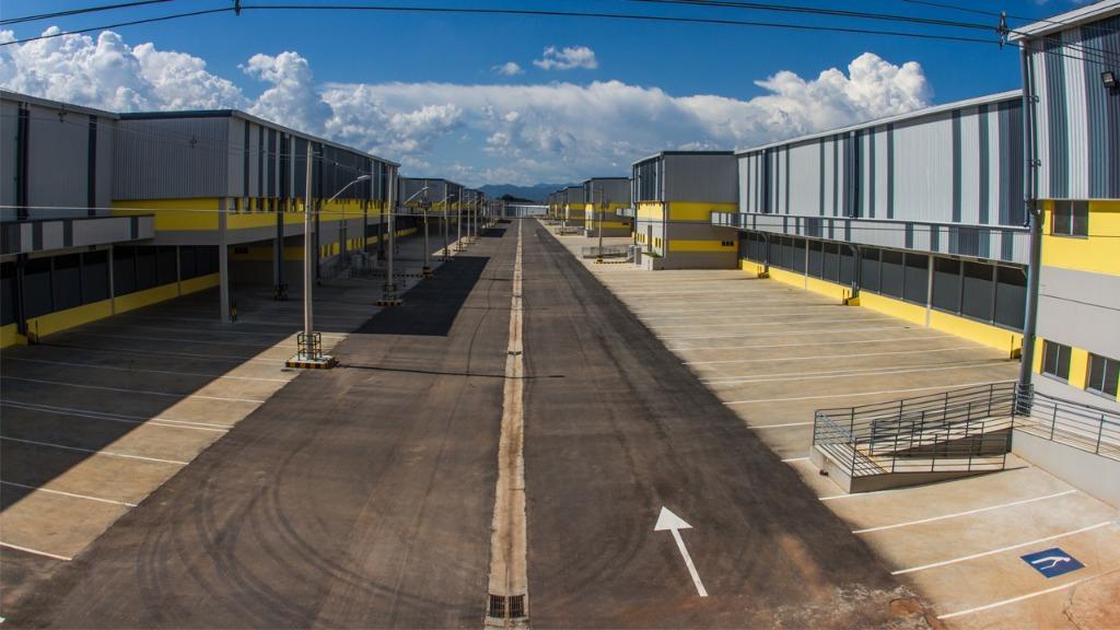 Galpão  industrial para locação, Caçapava