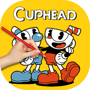 How to draw cuphead characters