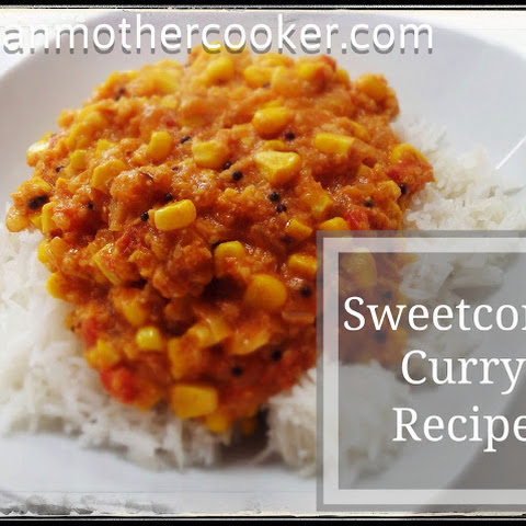 Sweetcorn Curry